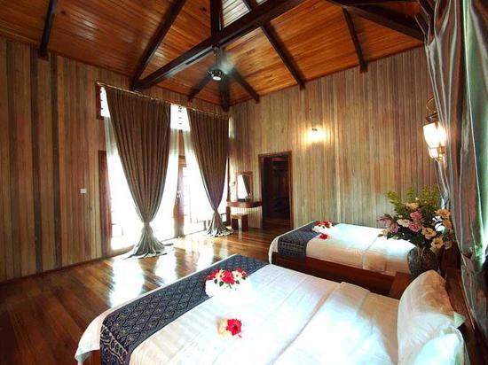 西巴丹岛红树林度假村(sipadan mangrove resort)