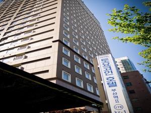 東恒INN釜山站二號店(Toyoko Inn Busan Station 2)