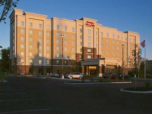 哥倫布大學區希爾頓歡朋套房酒店(Hampton Inn & Suites Columbus/University Area)
