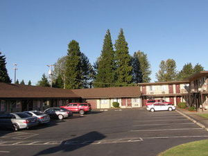 尤金經濟小屋(Budget Lodge Eugene)