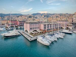 熱那亞碼頭NH典藏酒店(NH Collection Genova Marina)