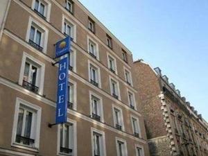 Comfort Hotel 巴黎 18 區拉馬克酒店(Comfort Hotel Lamarck Paris 18)
