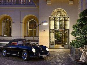 蒙泰馬丁尼宮廷酒店(Palazzo Montemartini)