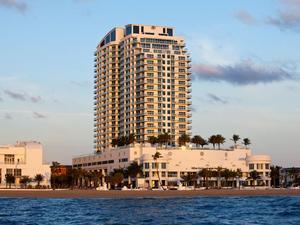 勞德代爾堡沙灘希爾頓度假酒店(Hilton Fort Lauderdale Beach Resort)