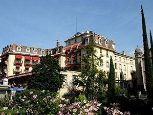 赫爾維提酒店(Hotel Helvetie)