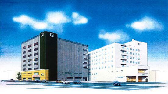Aomori Center Hotel