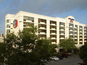休斯頓醫療中心/雷萊恩公園 SpringHill Suites 酒店(SpringHill Suites Houston Medical Center/Reliant Park)