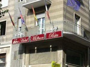 米尼翁波斯塔酒店(Hotel Mignon Posta)