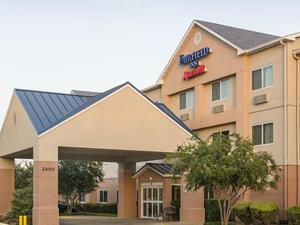 休斯頓韋斯特切斯 Fairfield Inn 酒店(Fairfield Inn Houston Westchase)