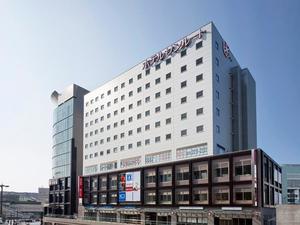 長野燦路都大飯店(Hotel Sunroute Nagano)