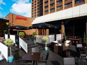 加的夫萬豪酒店(Cardiff Marriott Hotel)