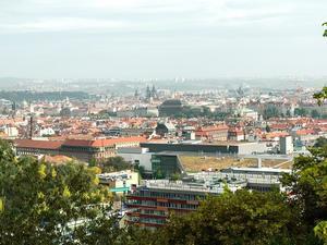 布拉格城市NH酒店(NH Prague City)
