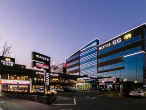 光州觀光飯店GG(Gyeongju Tourist Hotel GG)