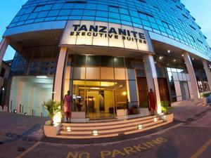 坦桑黝簾石行政套房酒店(Tanzanite Executive Suites Hotel)