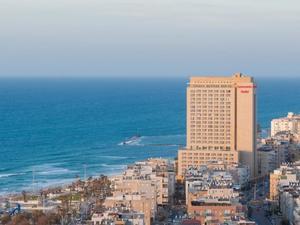 特拉維夫萊昂納多海灣酒店(Leonardo Suite Tel Aviv–Bat Yam Hotel by the Beach)