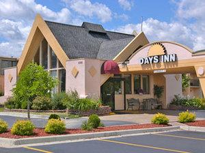 安阿柏戴斯酒店(Days Inn Ann Arbor)