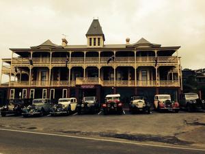 太平洋大酒店及公寓(Grand Pacific Hotel & Apartments)