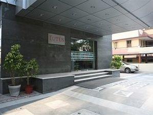 芬卡特拉曼蓮花服務式公寓(The Lotus Service Apartments)