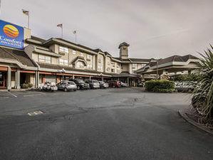 維多利亞舒適旅館和套房(Comfort Inn & Suites Victoria)