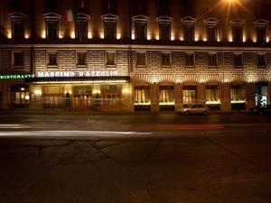 馬西莫達則格里奧貝托亞酒店(Bettoja Hotel Massimo d'Azeglio)