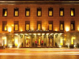 索非亞格蘭德酒店(Grand Hotel Sofia)