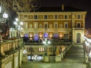 伯洛格納珀緹西酒店(I Portici Hotel Bologna)