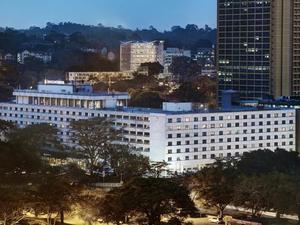 內羅畢洲際酒店(Intercontinental Nairobi)