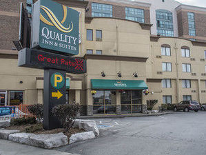 優質套房酒店(Quality Inn & Suites)