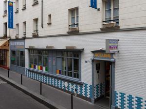 Comfort Hotel 巴黎老佛爺百貨商店酒店(Comfort Hotel Paris La Fayette)
