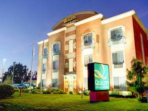 舊金山南品質旅館及套房酒店(Quality Inn & Suites South San Francisco)