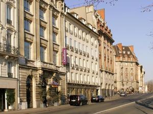 巴黎聖日耳曼馨樂庭酒店(Citadines Saint-Germain-des-Pres Paris)