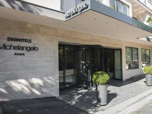 羅馬星際米開朗基羅羅姆酒店(Starhotels Michelangelo Rome)