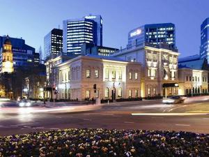 阿德萊德財政大樓阿迪娜公寓酒店(Adina Apartment Hotel Adelaide Treasury)