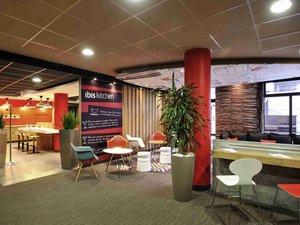 宜必思里爾中央車站酒店(Ibis Lille Centre Gares)