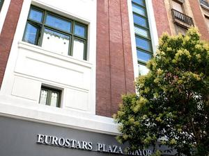 馬約爾廣場酒歐洲之星店(Eurostars Plaza Mayor Hotel)