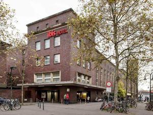 宜必思杜塞爾多夫中央火車站酒店(ibis Duesseldorf Hauptbahnhof)