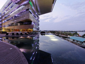 海得拉巴公園酒店(The Park Hyderabad Hotel)