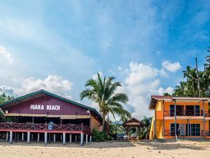 茹拉海灘度假村(Juara Beach Resort)