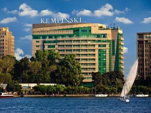 尼羅河凱賓斯基飯店(Kempinski Nile Hotel)