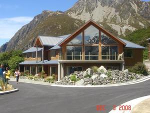 奧拉基庫克山高山小屋酒店(Aoraki Mount Cook Alpine Lodge)