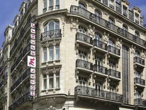 里爾中心大劇院美居酒店(Hôtel Mercure Lille Centre Grand Place)