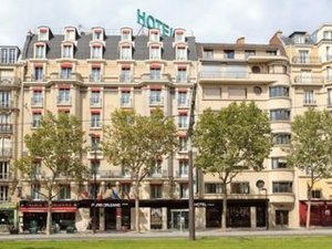 巴黎阿萊西亞美居酒店(Mercure Paris Alesia)