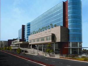 里拉氛圍古爾岡酒店公寓(The Leela Ambience Gurgaon Hotel & Residences)