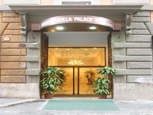 羅馬奧古斯塔魯西拉宮酒店(Augusta Lucilla Palace Roma)