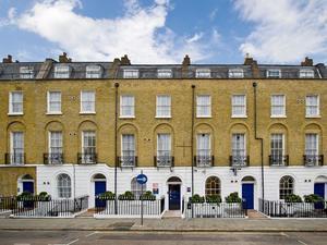 舒適酒店王十字聖潘克拉斯站(Comfort Inn Kings Cross St Pancras)