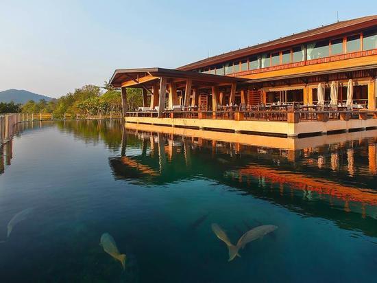 柏拉马象岛度假村(parama koh chang resort)