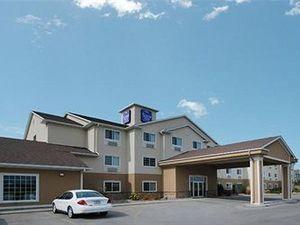 普萊森特希爾舒眠套房酒店(Sleep Inn and Suites Pleasant Hill)