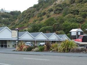 海軍上將苑汽車旅館(Admiral Court Motel)