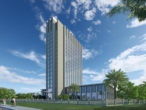 羅夫迪拜市區酒店(Rove Downtown Dubai)