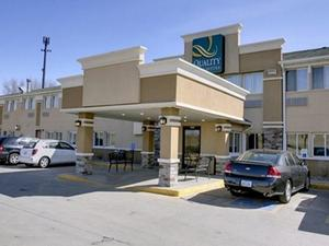 Quality Inn & Suites 得梅因機場酒店(Quality Inn & Suites Des Moines Airport)